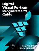 Digital Visual Fortran Programmer's Guide