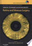 Retina and Vitreous Surgery