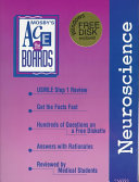 Mosby s USMLE Step 1 Reviews  neuroscience