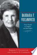 Barbara F  Vucanovich