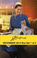 Love Inspired December 2014 - Box Set 1 of 2 Pdf/ePub eBook