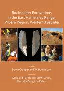 Pdf Rockshelter Excavations in the East Hamersley Range, Pilbara Region, Western Australia