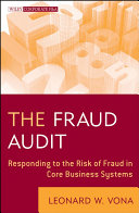 Pdf The Fraud Audit