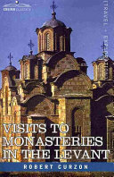 Visits to Monasteries in the Levant Pdf/ePub eBook