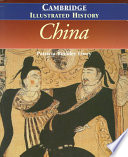 The Cambridge Illustrated History of China Book