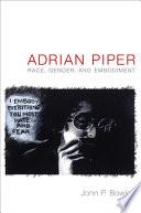 Adrian Piper