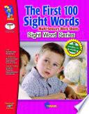 First 100 Sight Words Gr  1