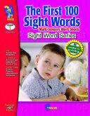 First 100 Sight Words Gr. 1
