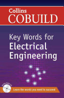 Cover of Collins COBUILD Key Words for Electrical Engineering