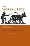 Works and Days Pdf/ePub eBook