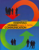 Essentials of Human Communication   MyCommunicationLab Access Card Includes Pearson EText