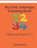 My First Amarinya Counting Book