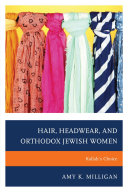 Hair  Headwear  and Orthodox Jewish Women