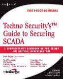 Pdf Techno Security's Guide to Securing SCADA Telecharger