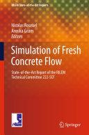 Simulation of Fresh Concrete Flow