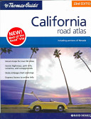 California Road Atlas