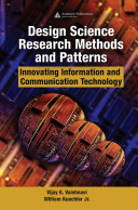 Design Science Research Methods and Patterns