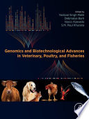 Genomics and Biotechnological Advances in Veterinary  Poultry  and Fisheries Book
