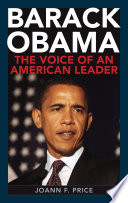 Barack Obama: The Voice of an American Leader