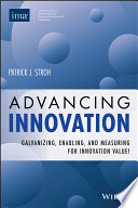 Advancing Innovation