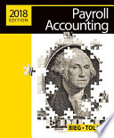 Payroll Accounting 2018 (with CengageNOW(tm)v2, 1 Term Printed Access Card)