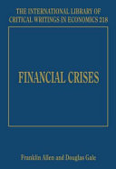 Financial Crises Book
