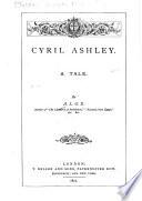 Cyril Ashley