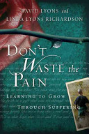Don T Waste The Pain Book PDF