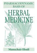Pdf Pharmacodynamic Basis of Herbal Medicine