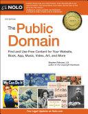 Pdf The Public Domain Telecharger