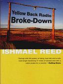 Yellow Back Radio Broke-Down