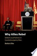 Why Allies Rebel Book