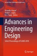 Advances in Engineering Design