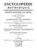 Encyclopédie méthodique ou par ordre de matières ebook