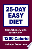 25 Day Easy Diet 1200 Calorie Book PDF