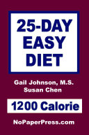 25 Day Easy Diet  1200 Calorie