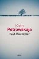 Peut-être Esther Pdf/ePub eBook