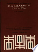 The Religion of the Maya