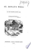 The Waverley Novels Book