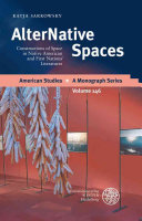AlterNative Spaces Book