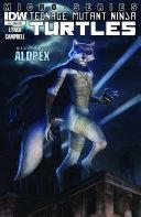 Teenage Mutant Ninja Turtles  Villain Micro Series  4   Alopex