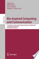 Bio Inspired Computing and Communication