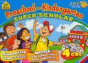 Preschool Kindergarten Super Scholar Software 4 Pack Book