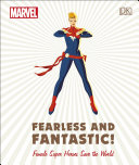 Marvel Fearless and Fantastic  Female Super Heroes Save the World