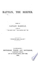 Rattlin  the Reefer   By Edward Howard   Edited by Captain Marryat