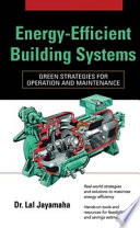 Energy Efficient Building Systems