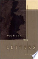 Between The Letters Book PDF
