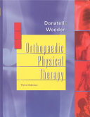 Orthopaedic Physical Therapy Book