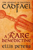 A Rare Benedictine Pdf/ePub eBook