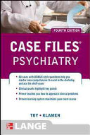 Case Files Psychiatry  Fourth Edition